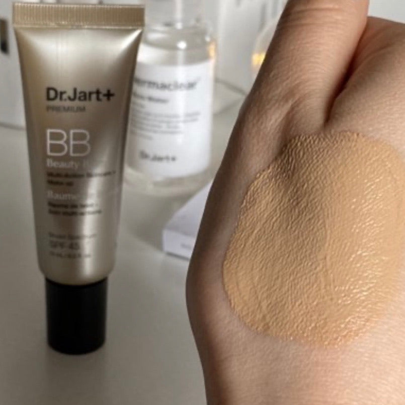 Dr. Jart+ Premium Beauty Balm 40ml (SPF 45 PA+++) - Ginger Cosmetics