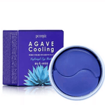 Petitfee Agave Cooling Hydrogel Eye Mask (30 pairs) - Ginger Cosmetics