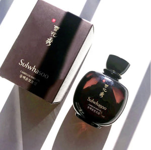 Sulwhasoo Camellia Hair Oil 100ml - Ginger Cosmetics (6084974575804)