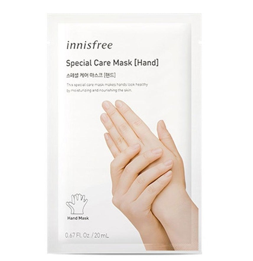 Innisfree Special Care Mask [Hand] - Ginger Cosmetics