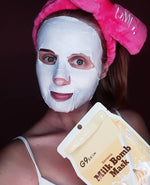 Milk Bomb Mask (4 types)