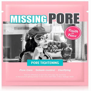 Faith in Face- Hydrogel Mask Missing Pore