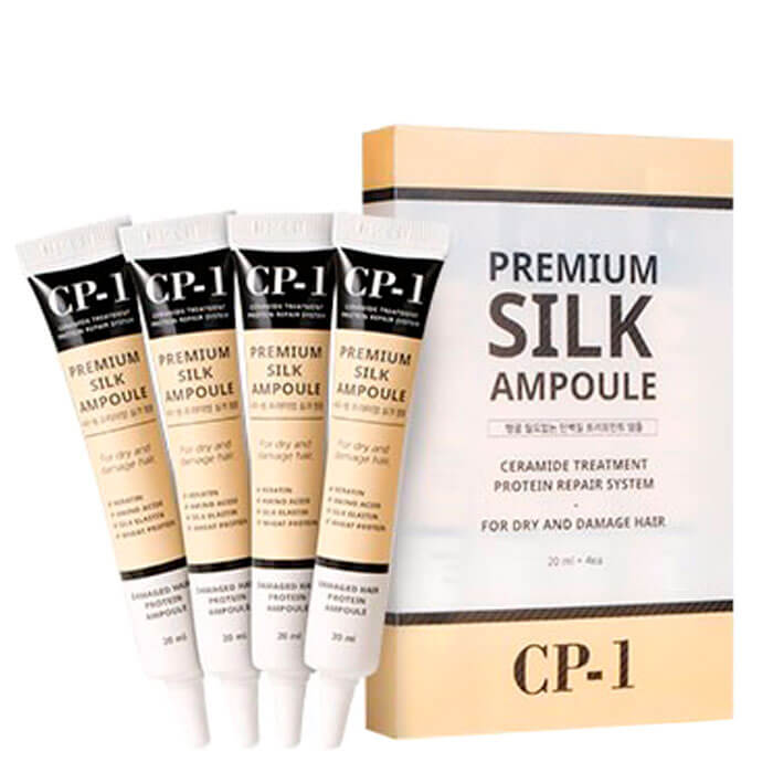 Esthetic House CP-1 Premium Silk Ampoule 20ml - Ginger Cosmetics