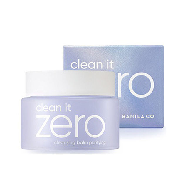 Clean It Zero Cleansing Balm Purifying (sensitive/dry skin)  100ml
