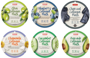 Purederm Circle Mask (12 types) - Ginger Cosmetics