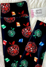 Apple for the Teacher Super SOFT Leggings OS TC Plus rts