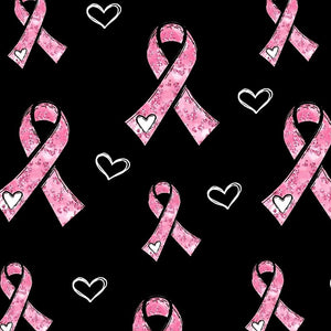 Pink Ribbons Breast Cancer Awareness Super SOFT Leggings Hope For A Cure OS TC Plus rts - Pretty Please Leggings