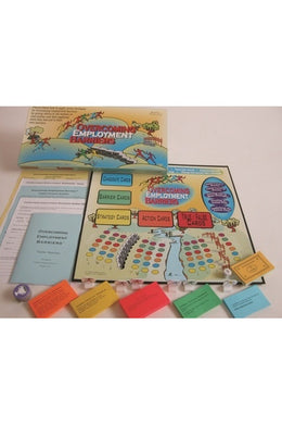 Overcoming Employment Barriers Board Game, Grades 8 - Adult