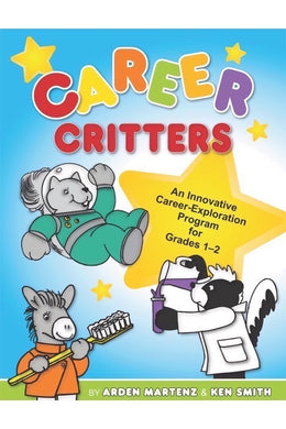 Career Critters Book & CD