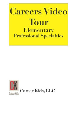 Professional Specialties - Careers Video Tour Elementary 1st Edition