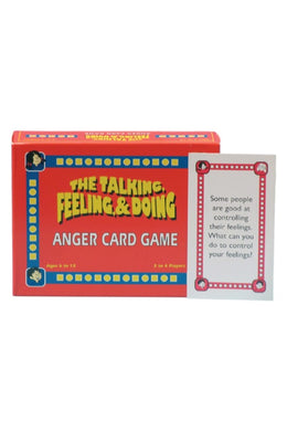 The Talking, Feeling & Doing Anger Card Game