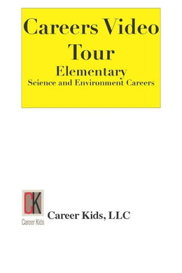 Science & Environment - Careers Video Tour Elementary 1st Edition