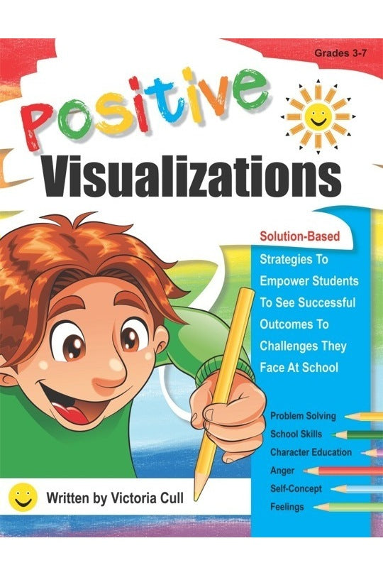 Positive Visualizations Book & CD