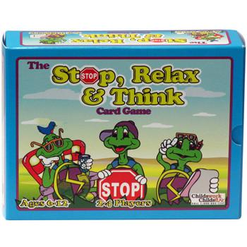 Stop, Relax & Think Card Game