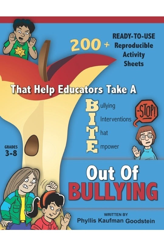 200+ Ready-To-Use Reproducible Activity Sheets That Help Educators Take a Bite Out of Bullying