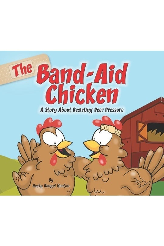 The Band-Aid Chicken Book With CD