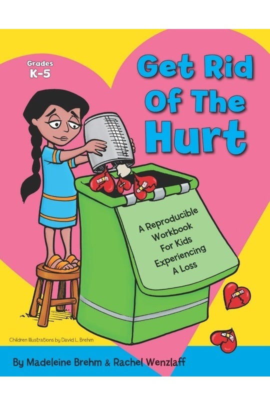 Get Rid of the Hurt Book & CD