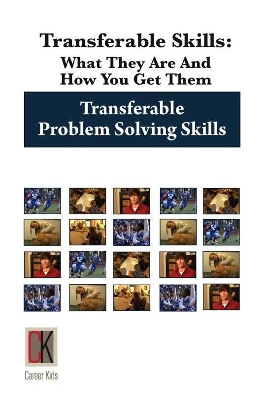 Transferable Problem Solving Skills DVD