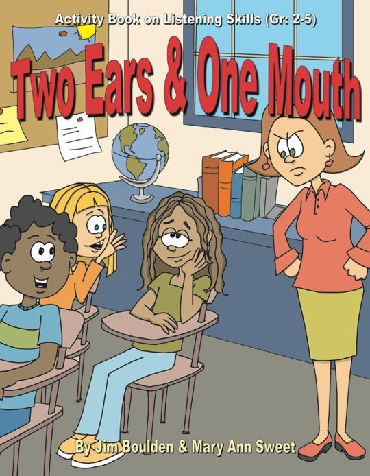Two Ears & One Mouth Student Involvement Pack