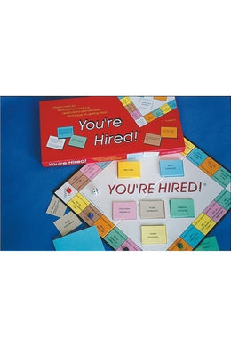 You're Hired!