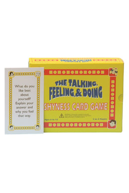 The Talking, Feeling & Doing Shyness Card Game