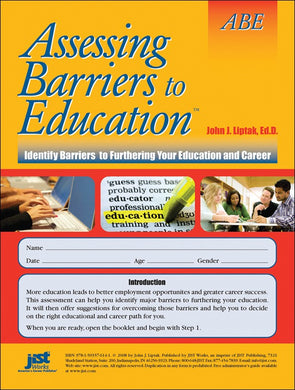 Assessing Barriers to Education (pkg of 25)
