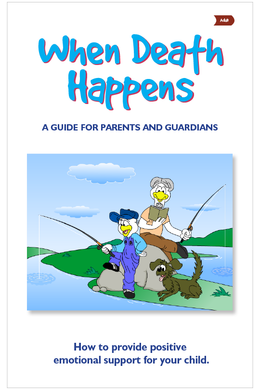 When Death Happens Bereavement Parent Guide