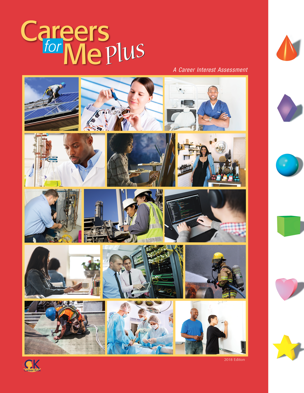 Careers For Me Plus Interest Inventory For Grades 6 9 Pack Of 25 Career Kids