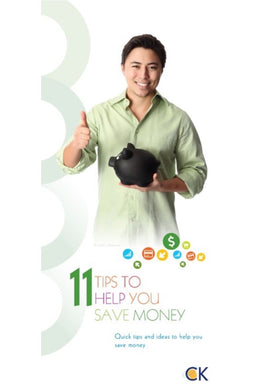 11 Tips To Help You Save Money
