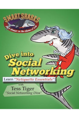 Smart Sharks- Dive into Social Networking