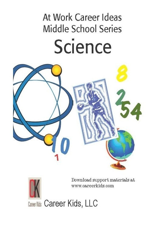 At Work Science, Middle School DVD