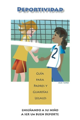 Sportsmanship Parent Guides (Spanish Version)