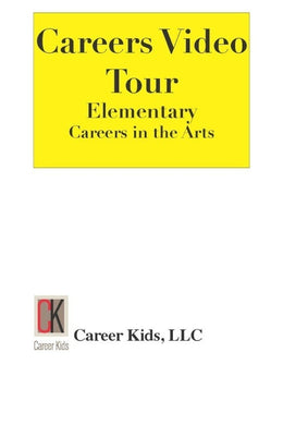 Careers in the Arts - Careers Video Tour Elementary 1st Edition