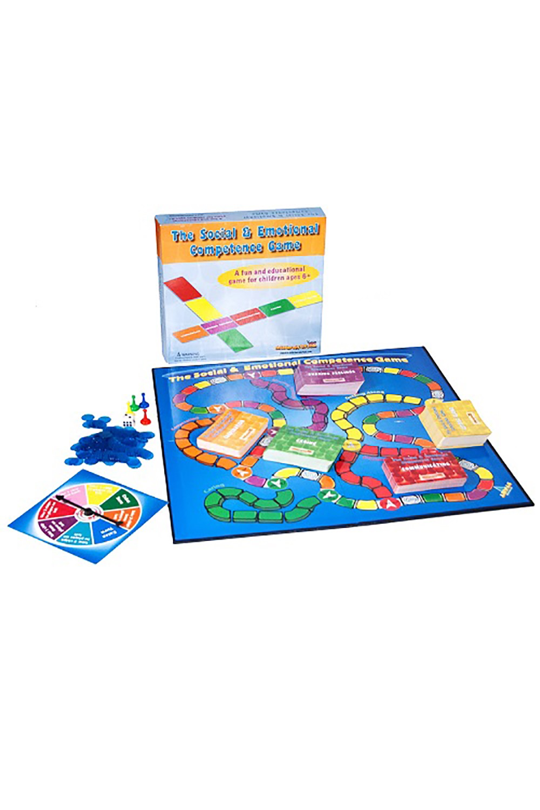 Social Emotional Competence Board Game