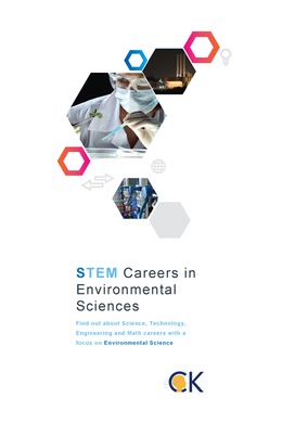 STEM Careers in Environmental Sciences