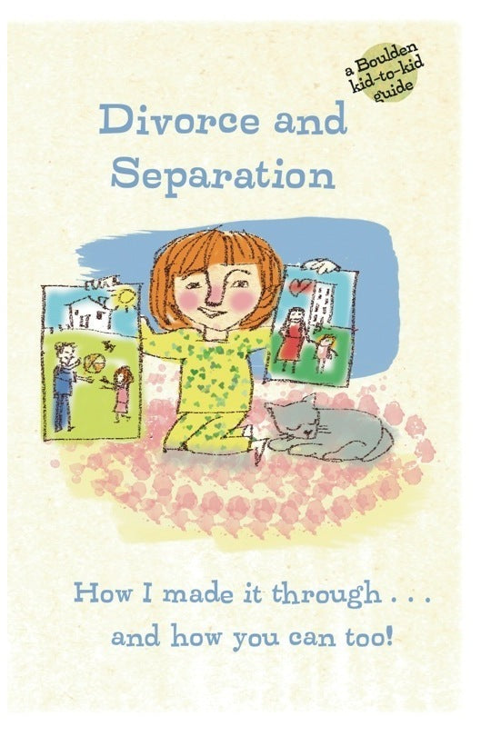 Divorce & Separation-How I made it through...and you can too