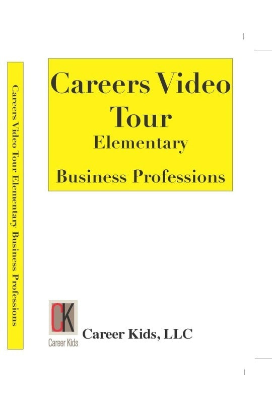 Business Professions - Careers Video Tour Elementary 1st Edition