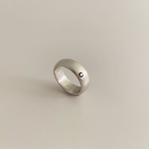 Slim Dome Ring