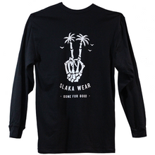Skull Peace Palms Long Sleeve