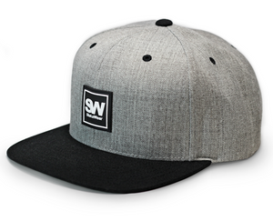 Official SW Snapback - Black