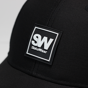 SW Tech Mesh Hat - Black