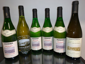 Domaine Gigou Jasnières Library Release Collection