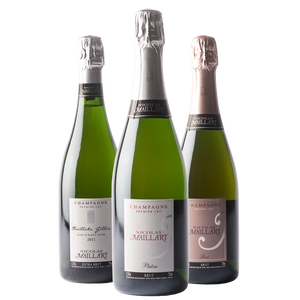 Champagne Nicolas Maillart 6-Pack - In Stock