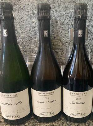 Champagne Nicolas Maillart Vintage Champagne 6-Pack
