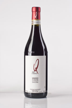 Ugo Lequio Barbaresco Gallina Vintage Vertical