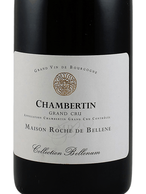 Maison Roche de Bellene Grand Cru Chambertin 2010 Collection Bellenum