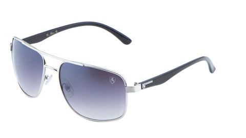 8KN-2003 - KHAN Aviators Wholesale Bulk Sunglasses