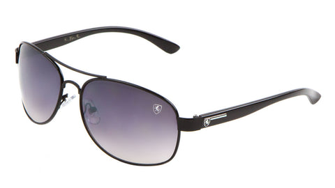 8KN-2011 - KHAN Aviators Wholesale Bulk Sunglasses