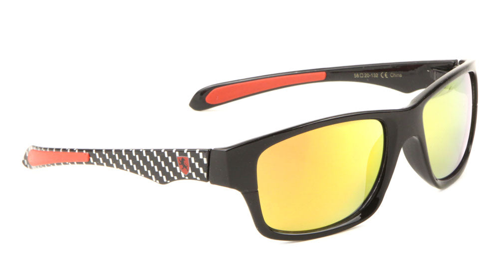 KHAN Sports Dual Tone Sunglasses Wholesale
