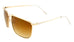 AV-1386 - Spring Hinge Bridgeless Aviators Wholesale Bulk Sunglasses